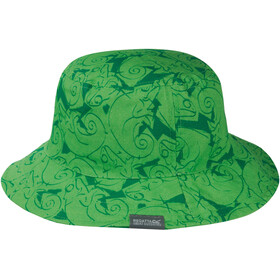 Regatta Cruze II Hat Kids cypressgreen